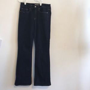 Gap Curvy Perfect Bootcut Jeans